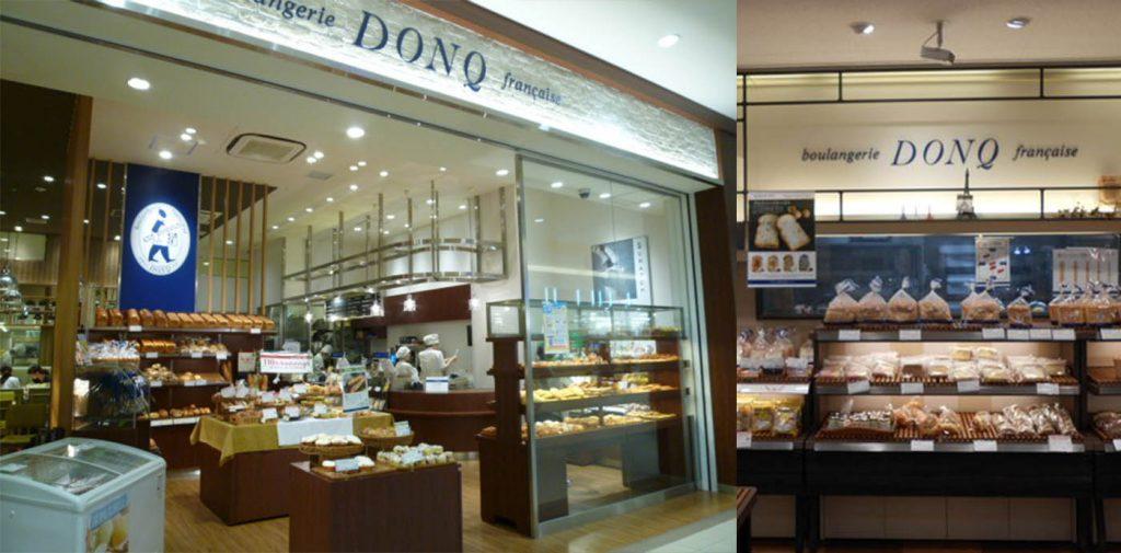 Boulangerie Française DONQ - Japon